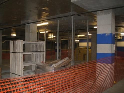 Mad Fox - Restoration East Garage Shoring